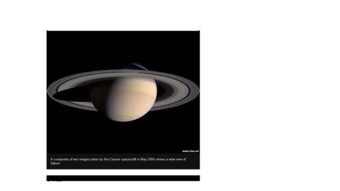 Saturn ii