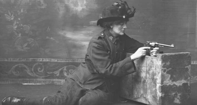 Irish Post Countess Markievicz