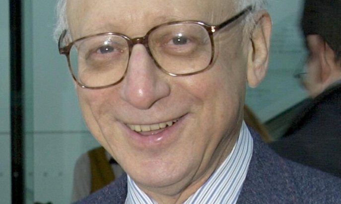 Image: Richard young/Rex/Shutterstock Gerald Kaufman in happier times